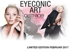 ".Russkajas Beauty.: Preview - Catrice ""Eyeconic Art"" Februar 2017"