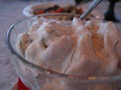 Ginimarinoitu siika Ice Cream, Desserts, Christmas, Food, No Churn Ice Cream, Tailgate Desserts, Xmas, Deserts, Icecream Craft