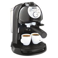 Delonghi BAR32 Black Retro Style Espresso Maker Review Buy Now