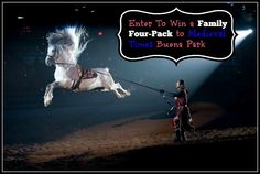 Giveaway: Family Four-Pack to Medieval Times Buena Park