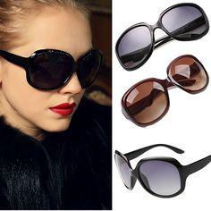 Fashion Women's Men's Eyewear Fashion Oversized Sunglasses Shade Classic Glasses #new #Aviator