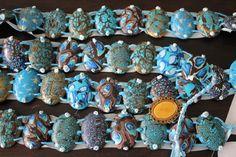 Belt Napkin Rings, Napkins, Belt, Stone, Home Decor, Fimo, Belts, Rock, Decoration Home