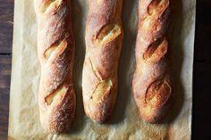 Dan Leader's 4-Hour Baguette - Genius Bread Recipes