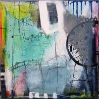 Galleri Holbæk - malerier af kunstner Mia Blinkilde