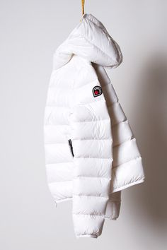 piumino snow white, light down jacket Goose Feel