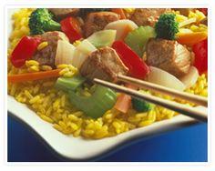 Savory Pork Stir-Fry Recipe