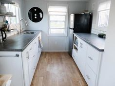 TerraDrift Tiny House - Tiny House Blog Put door where window is. Lots of space in this one.
