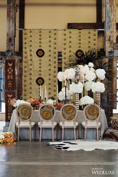 WedLuxe – Beauty of Batik | Photography By: Hong Photography and Cinema Inc. Follow @WedLuxe for more wedding inspiration!