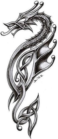Keltic dragon