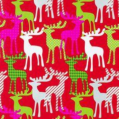 Fab Reindeer Gift Wrap