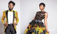 BigBrotherAfrica's Elikem Kumordzie The Tailor Releases The Kentelization Collection