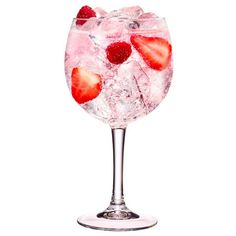Our post on the Gordon's Pink Gin launch proved so popular a Prosecco cocktail featuring your new favourite gin seemed the next best cocktail recipe! #gindrinks