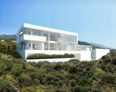 Richard Meier Does Modern Architecture In Turkey. The Bodrum House #3