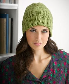 Ravelry: Toasty Topper #L30127 pattern by Lion Brand Yarn