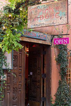 Delicious, quaint Santa Fe restaurant