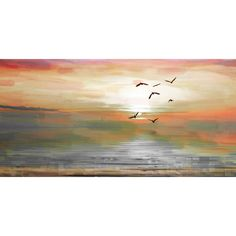 Marmont Hill Art Collective 'Kettering' Canvas Art | Overstock™ Shopping - The Best Prices on Canvas Art