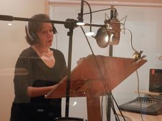 Recording original music and narrations for our Apps!