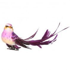 Tropical Bird Clip £2.50