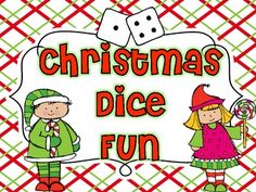 10 Christmas themed dice games