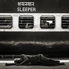The sleeper by Alexander Gubin