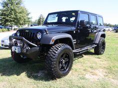 2013 Jeep Wrangler Rocky Ridge Conversion.