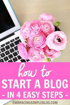 Last month I earned over $2,350 from blogging, while also being a stay-at-home Mom. If you are thinking of starting a blog of your own, but have no idea where to begin, read this guide for step-by-step details on how to start your own blog for only $12!