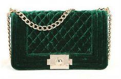 TMC Hot Vintage Celebrity Girl Adjustable Handle Retro Metal Lock Quilted Chain Handbags Elegant Shoulder Bags YL235
