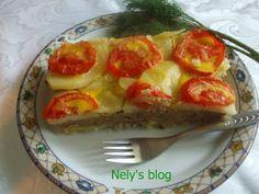Rețetă Felul principal : Musaca de cartofi si carne tocata de Nely`s Blog
