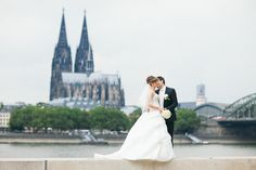 Hochzeitsfotografie - Hochzeit in Köln. Wedding photography - Wedding in Cologne.