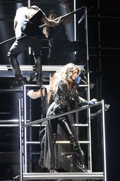 Selena Gomez's Revival Tour Wardrobe Looks