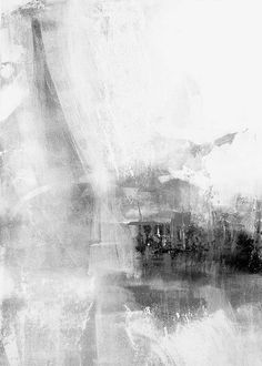 Grey & White Abstract Wall Art, Grey Stripes, Minimalist Art, Brush Stroke Minimalist Lifestyle  Modern Art, Large Poster , Trending Now