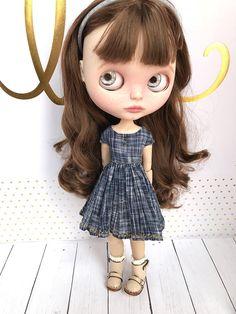 Lovely Twist Knot Hair Band Headband for 12/'/' Neo Takara Blythe Dolls Dress Up