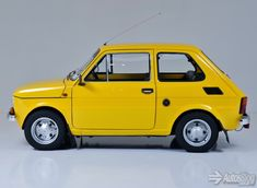 Fiat 126 Autodato Fiat 126, Retro Cars, Cars And Motorcycles, Automobile, Vehicles, Classic, Electric, Mini, Blog