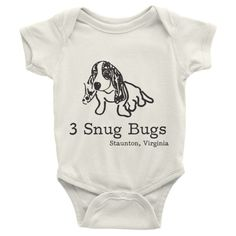 3 Snugbugs Infant Or