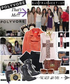 """San Fran POLYVORE MEET-UP!!!"" by edenslove ❤ liked on Polyvore"