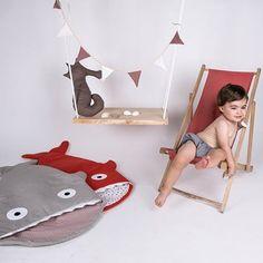 shark sleeping bags by Baby Bites