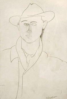 By Modigliani – Portrait of Solá Más