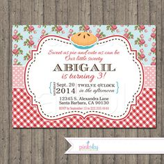 FreeCompanyPicnicPartyInvitationTemplate  School