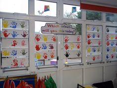 reception classroom displays - Google Search