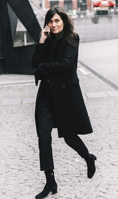 Discover the many ways fashion girls have been wearing ankle boots this year.