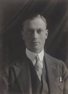 THE DUKE OF WINDSOR'S younger brother PRINCE HENRY, THE DUKE OF GLOUCESTER. After being involved in a scandalous affair with Aviator Beryl Markham (who he met on a trip to Africa with David) he dutifully agreed to marry Lady Alice Montagu-Douglas-Scott - daughter of Scotland's largest landowner the Duke of Buccleuch.