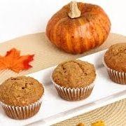 Pumpkin Granola Muffins Recipe - Laura in the Kitchen - Internet Cooking Show Starring Laura Vitale