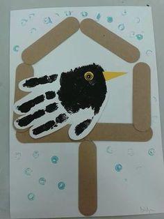 This newspaper polar bear craft is perfect for a winter kids craft, preschool craft, newspaper craft and arctic animal crafts for kids. Winter Crafts For Kids, Winter Kids, Winter Art, Winter Theme, Spring Crafts, Art For Kids, Bear Crafts, Animal Crafts, Handprint Art