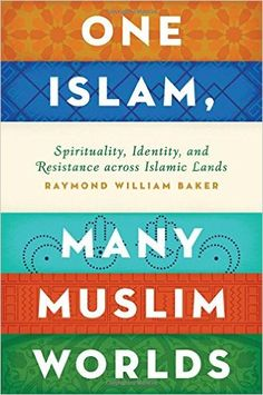 One Islam, Many Muslim Worlds: Spirituality, Identity, and Resistance across Islamic Lands. Click on the book cover to request this title at the Bill or Gales Ferry Libraries. 11/15