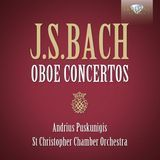 J.S. Bach: Oboe Concertos [CD], 27024515