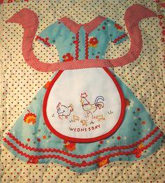 apron quilt block