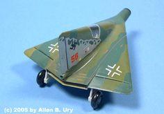 Lippisch Li.P.13A - Mauve - 2
