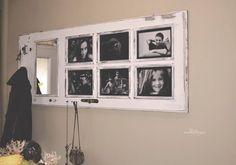#otthon #lakás #lakberendezés #DIY #magyar #kreatív #képkeret #tükör