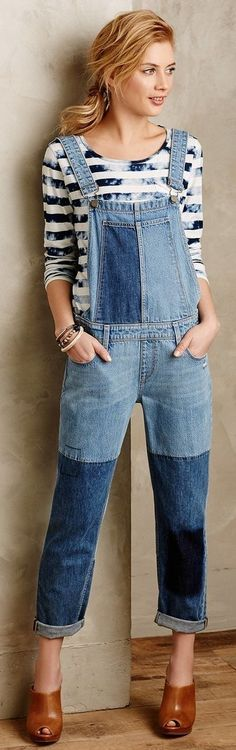 This Spring is all about overalls.