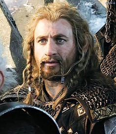 Heir of Erebor; Fili, son of Dis, nephew of Thorin Oakenshield, older brother of Kili <3<3<3